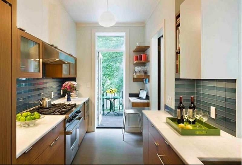 18 Briliant Small Kitchen Design Ideas  Rilane