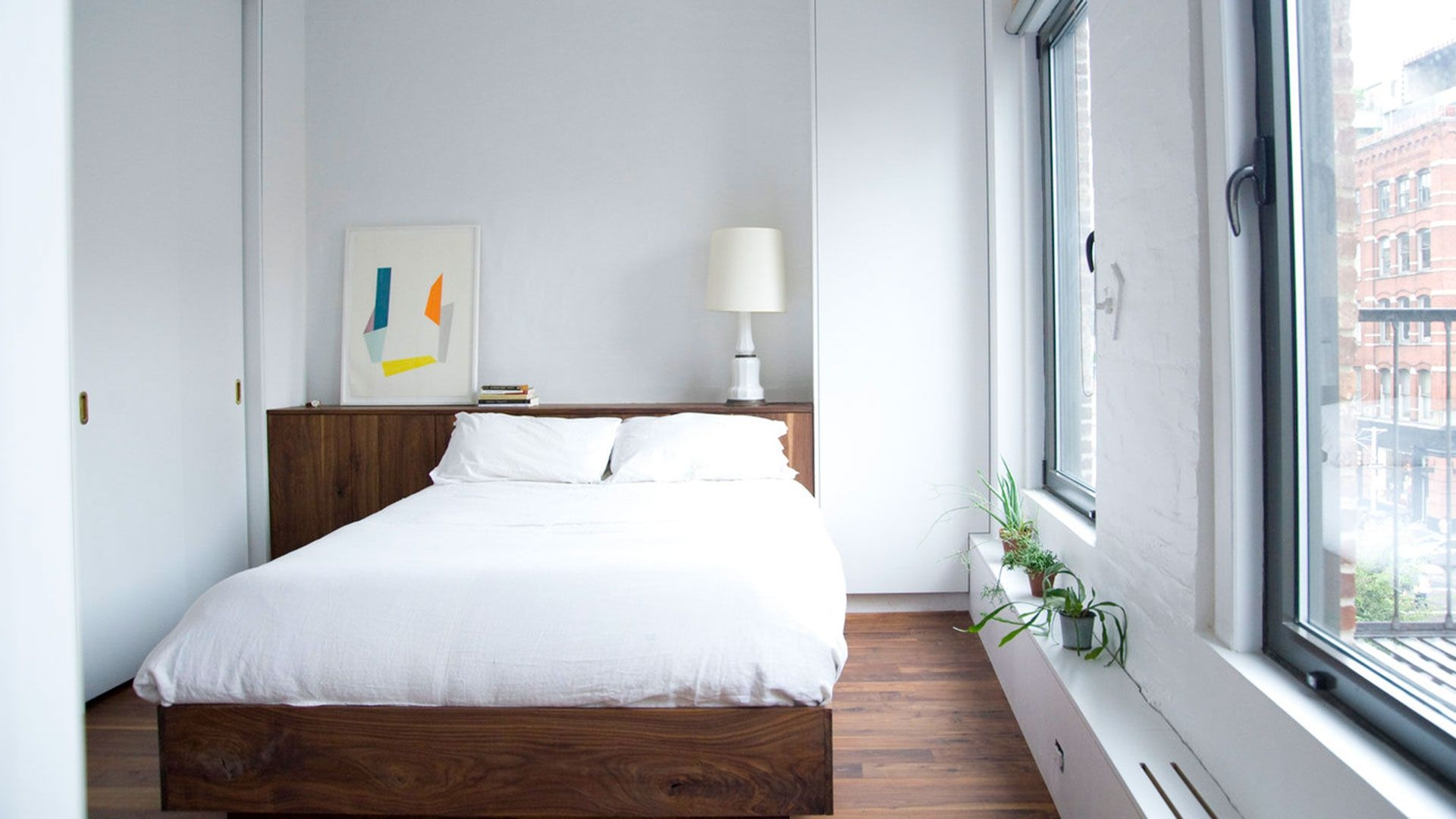 20 Tiny Bedrooms That Will Inspire Some Big Ideas  Stylecaster