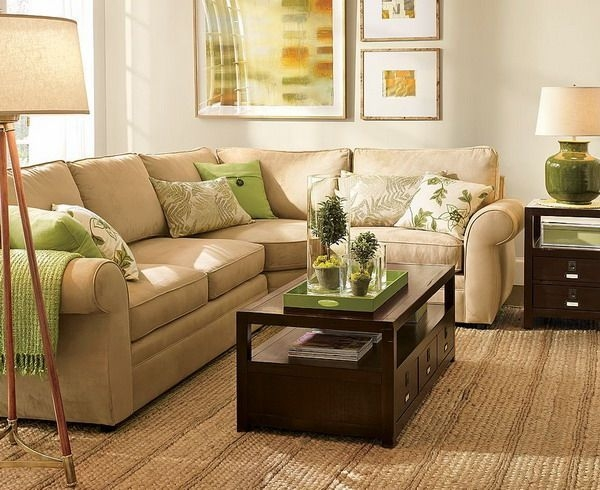 28 Green And Brown Decoration Ideas  Living Room Green Green Living Room Decor Brown Living Room