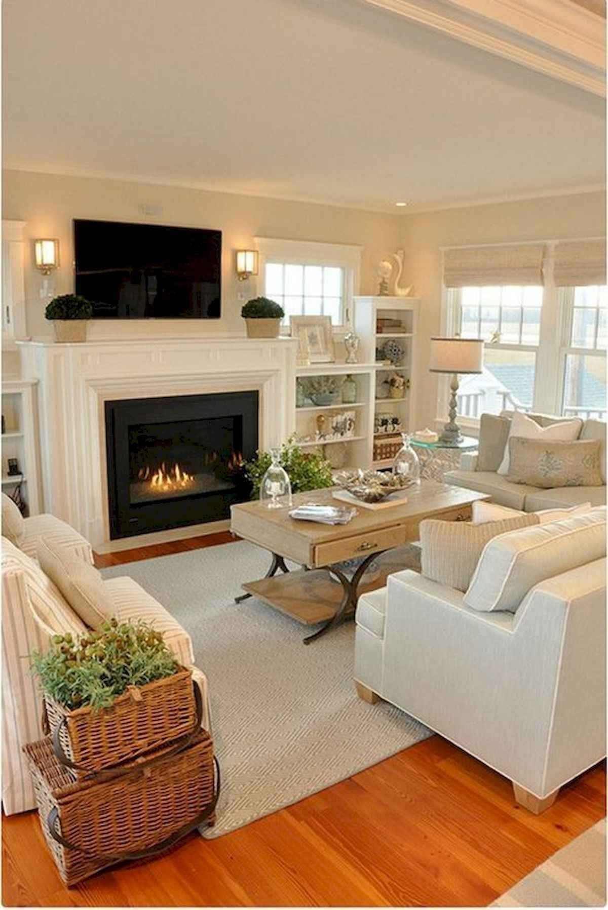 30 Elegant Farmhouse Living Room Decor Ideas 1  Roomadness  Small Modern Living Room