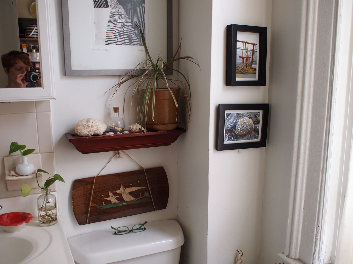85 Ideas About Nautical Bathroom Decor  Theydesign  Theydesign