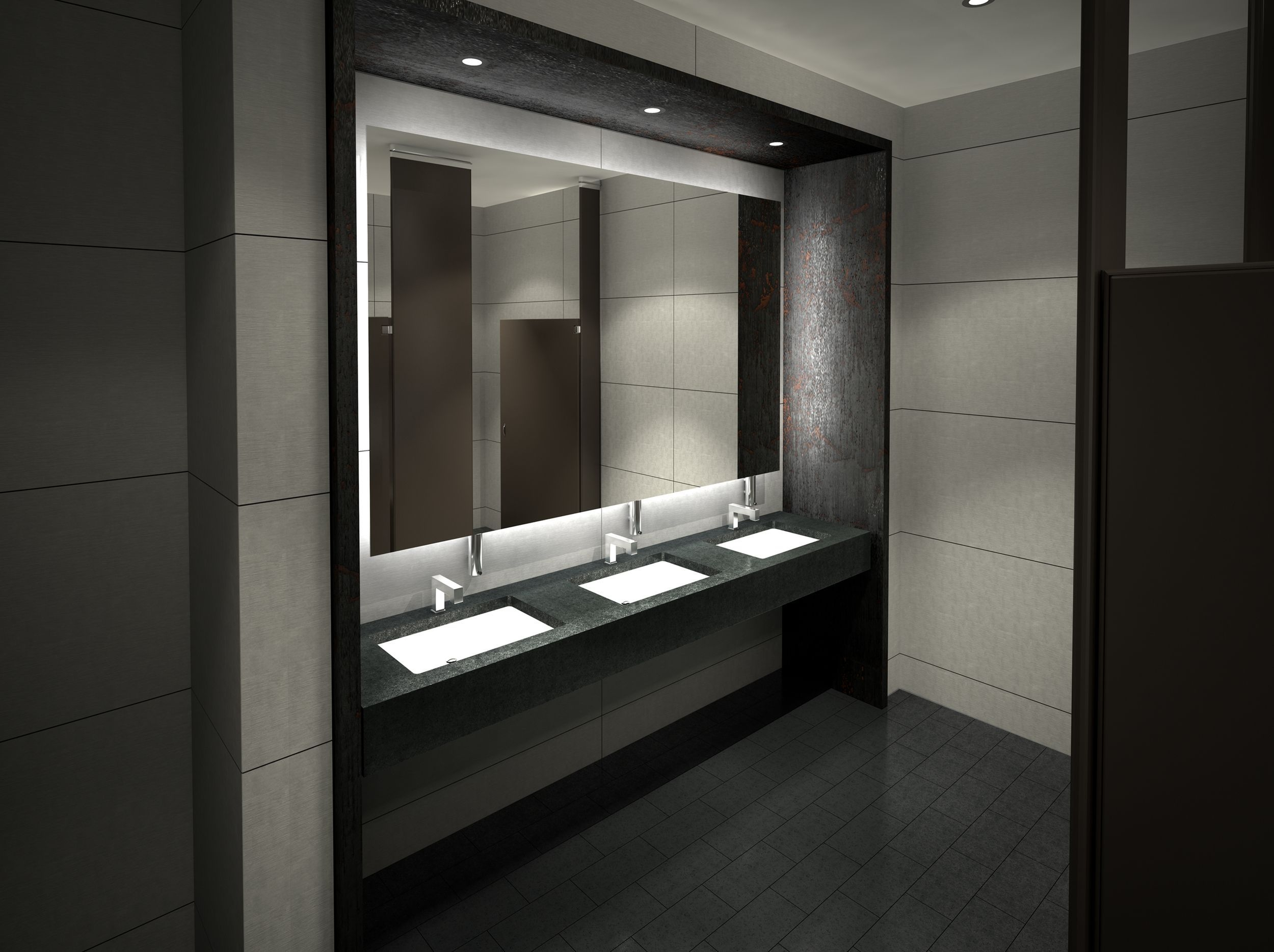 Bathroom  Restroom Design Toilet Design