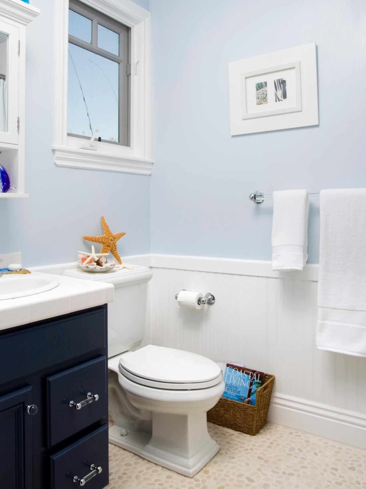 Beach  Nautical Themed Bathrooms Hgtv Pictures  Ideas  Hgtv