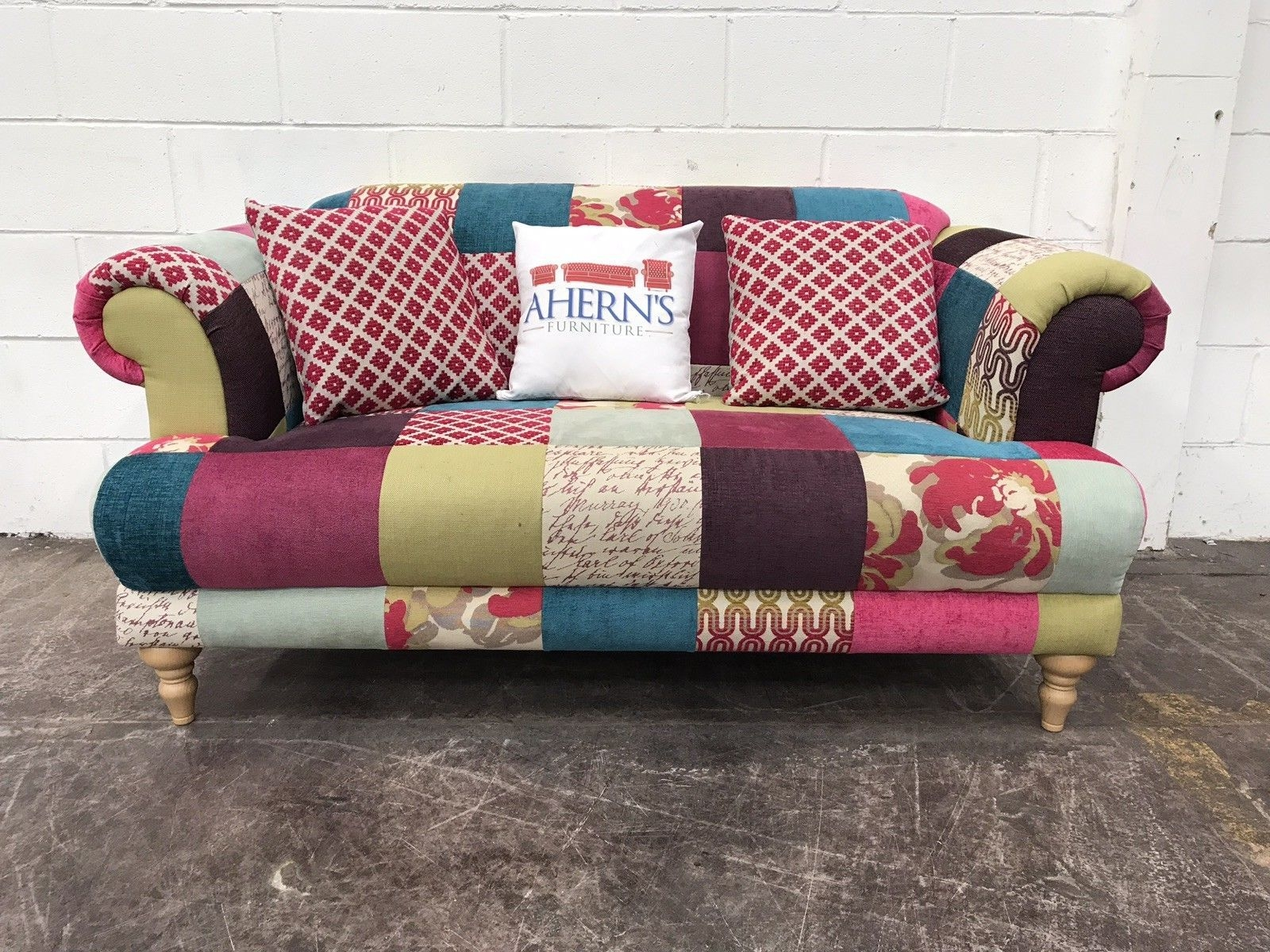 Beautiful Dfs Kitty Sofa From The Capsule Range  Aherns Furniture
