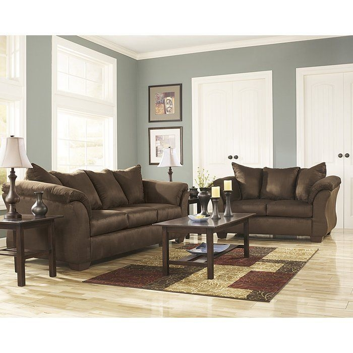 Chisolm 2 Piece Living Room Set  Sofa And Loveseat Set