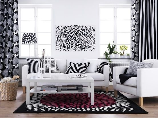Considering Ikea Tradklover Rug X 2 For Cheerier Living Area Than Current Faded Oriental Rug
