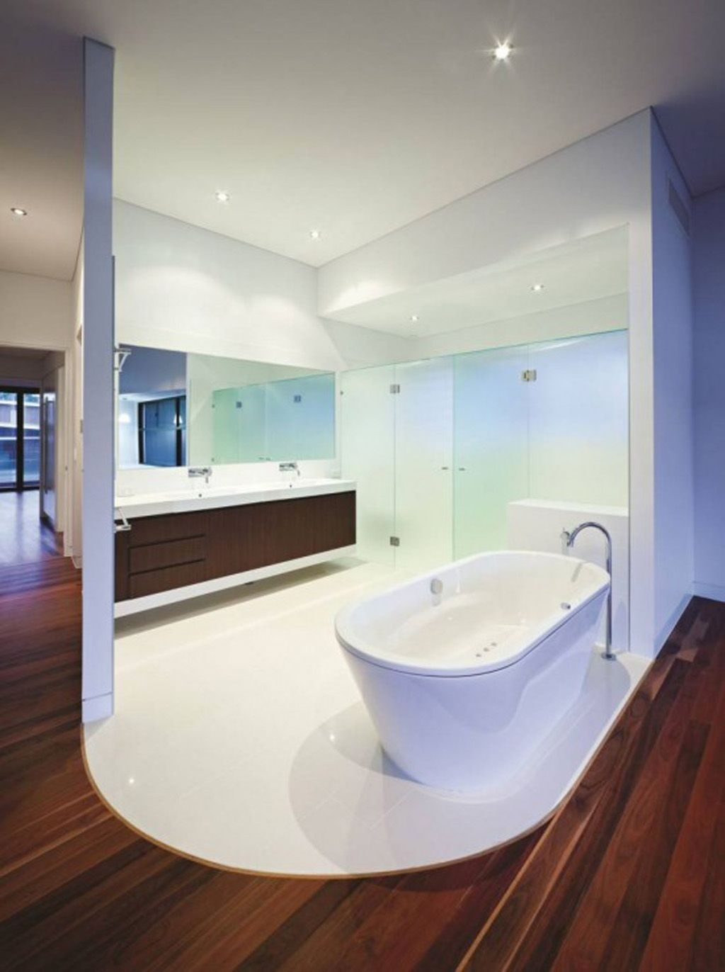 Contemporary Bathroom Designs  Iroonie