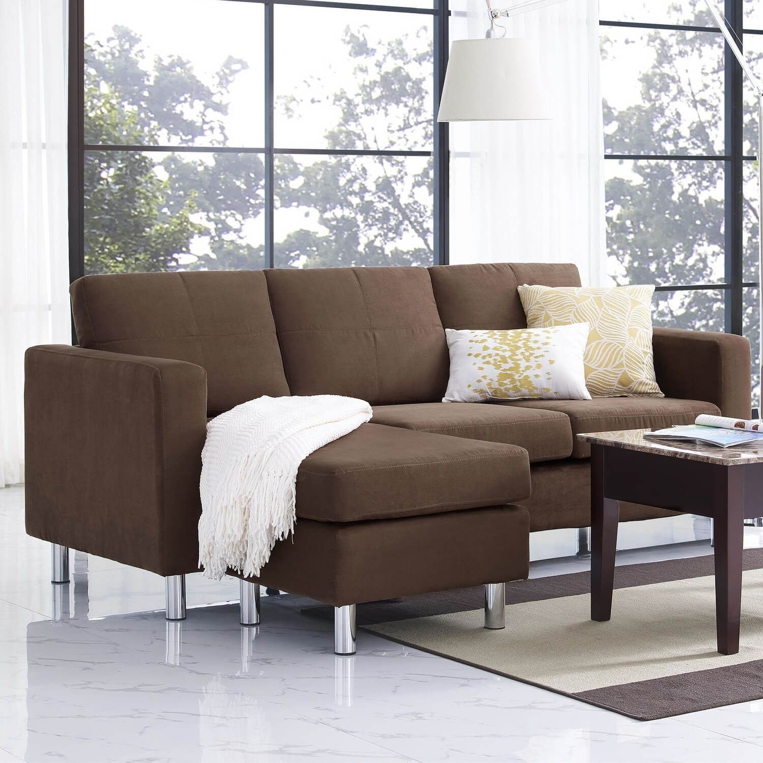 Cool Sectional Couch Under 500  Great Sectional Couch Under 500 16 For Your Living Room