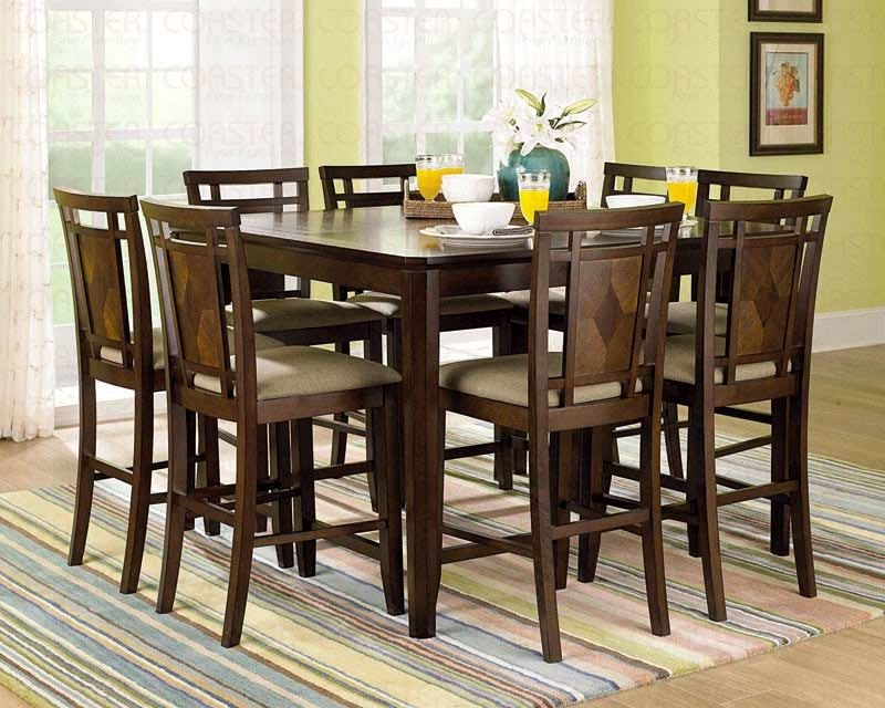 Counter Height Dining Table Vs Regular  Furniture Design