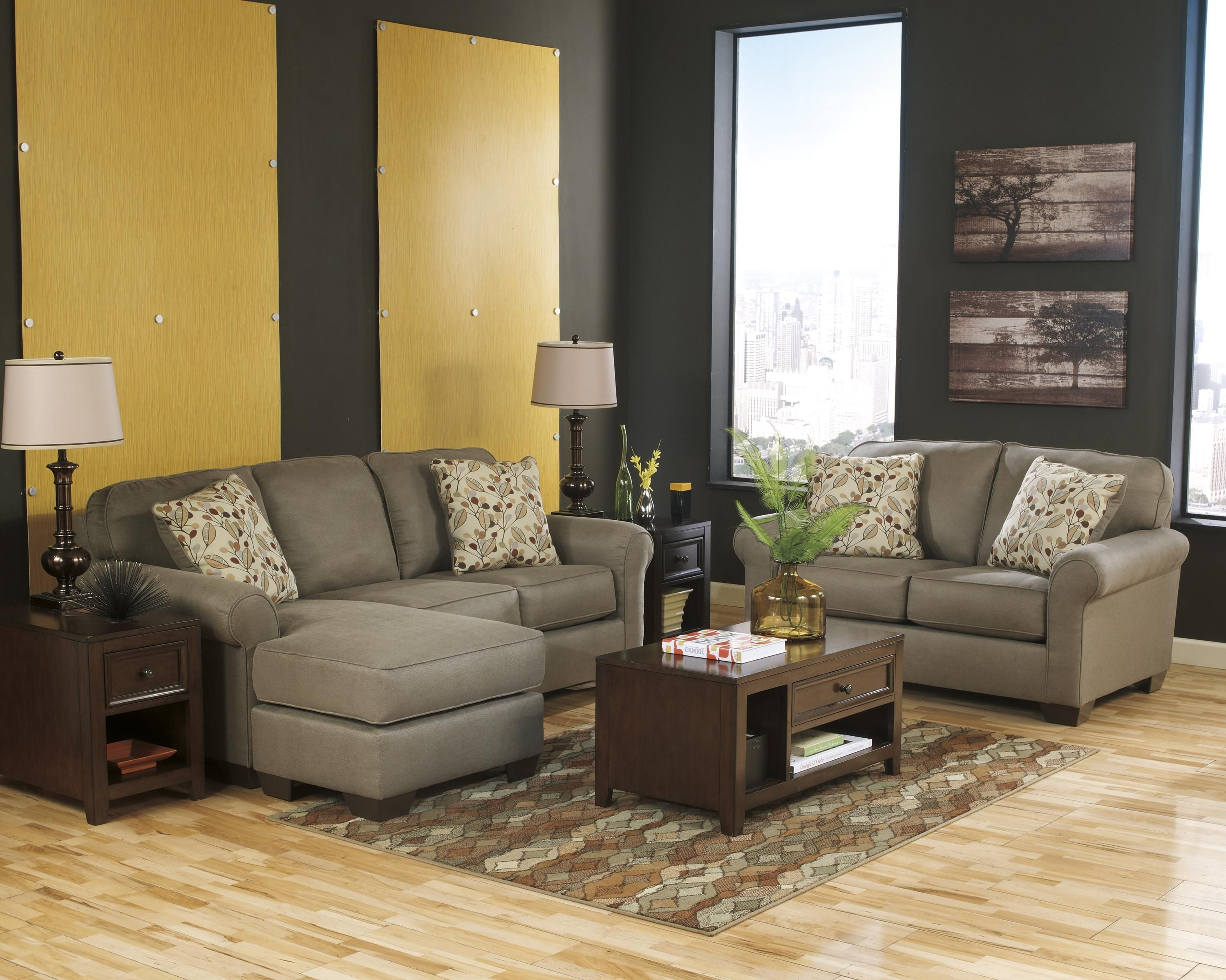 Danely  Dusk Sofa Chaise With Reversible Chaisebenchcraft At Marlo Furniture  Living Room