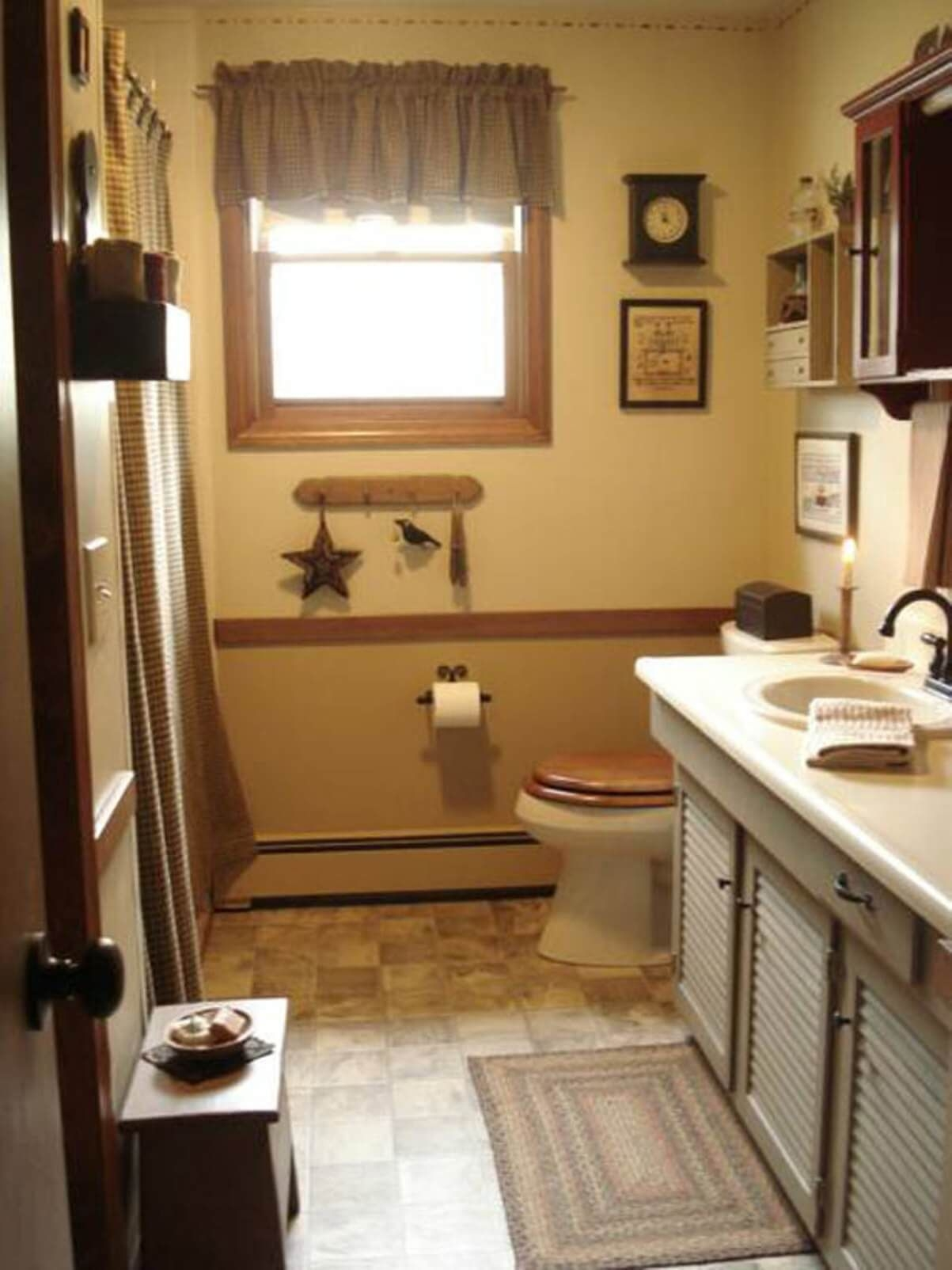 Designs For Country Bathrooms  Interior Decorating Colors  Interior Decorating Colors