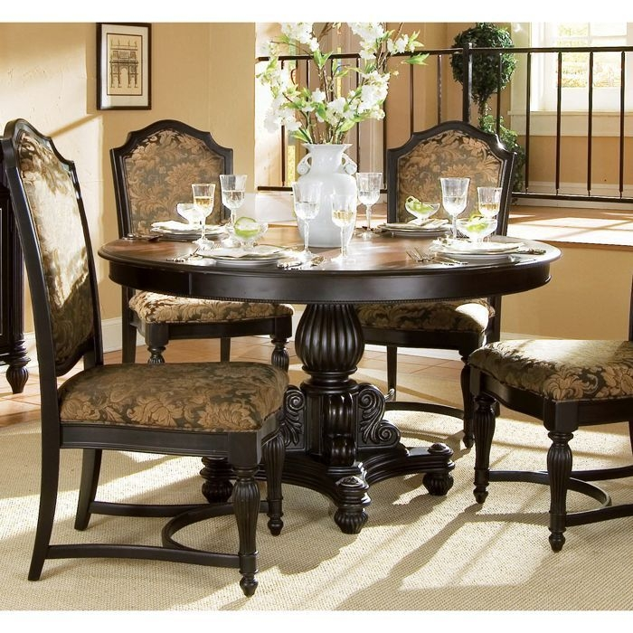 Dining Room Tables  Table Design Ideas Picture Round Dining Room Table Decorating Ideas