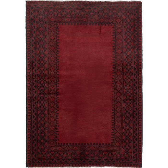 Ecarpetgallery Khal Mohammadi Handknotted Red Area Rug  Wayfair  Rugs Red Area Rug Area Rugs