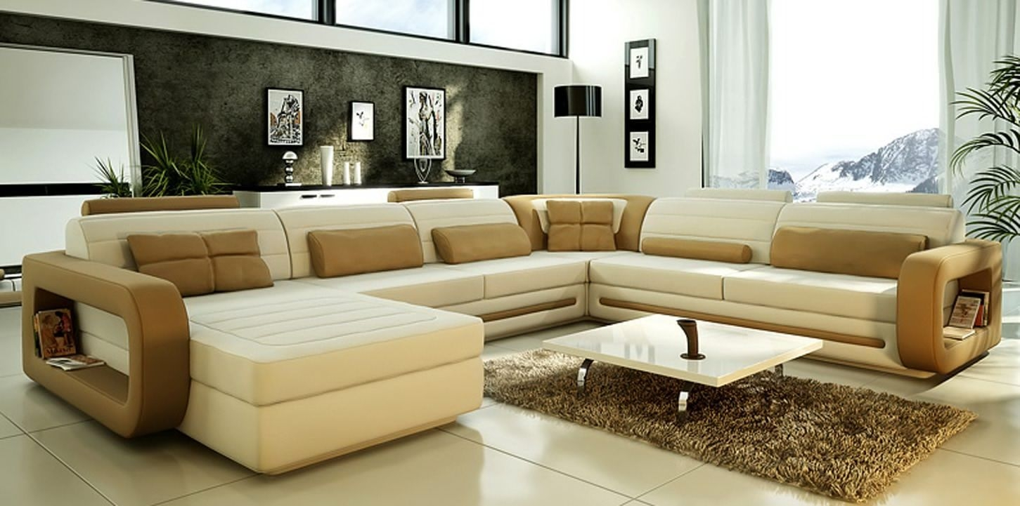 Enjoy The Latest Gorgeous Sofa Designs Available In 2016 Market  Modern Living Room Interior