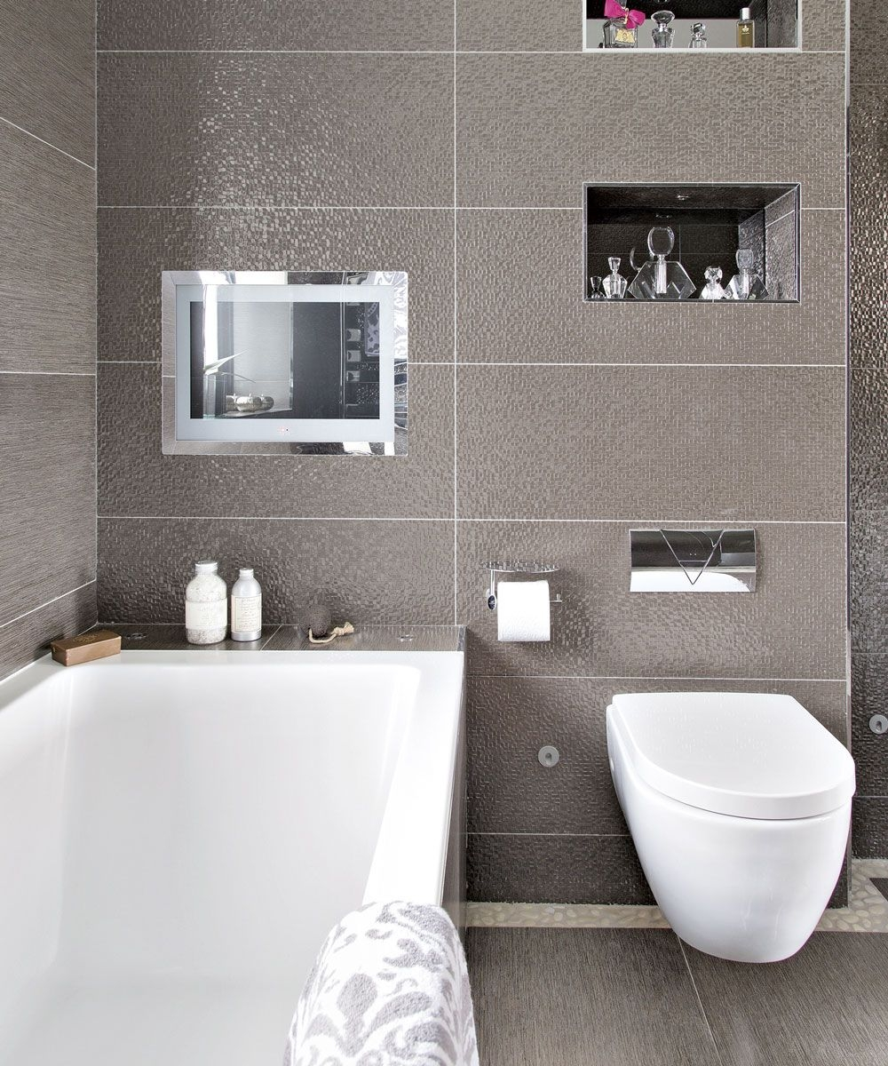 Ensuite Bathroom Ideas  Ideal Home