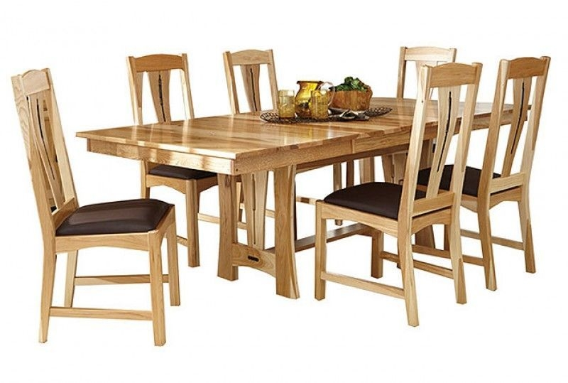 Hickory Kitchen Table Set  Hickory Kitchen Dining Dining Set