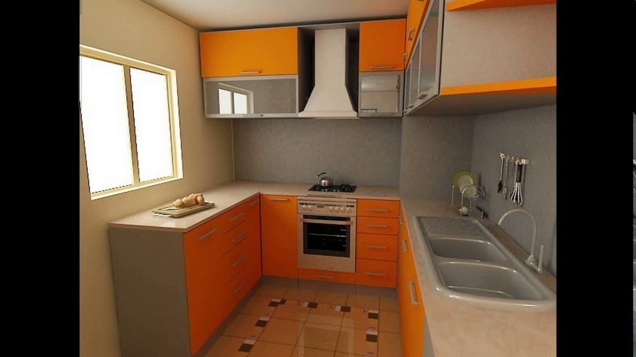 Indian Small Kitchen Design Photos  Youtube
