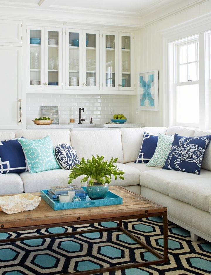 Jules Duffy Designs With Images  Coastal Decorating Living Room Turquoise Living Room Decor