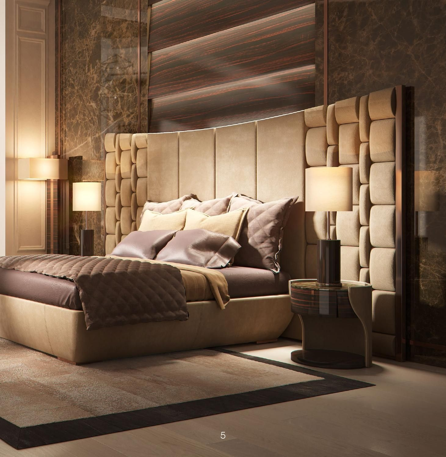 Juliettes Interiors Brochure 2016  Luxury Bedroom Design Luxurious Bedrooms Bedroom Bed Design