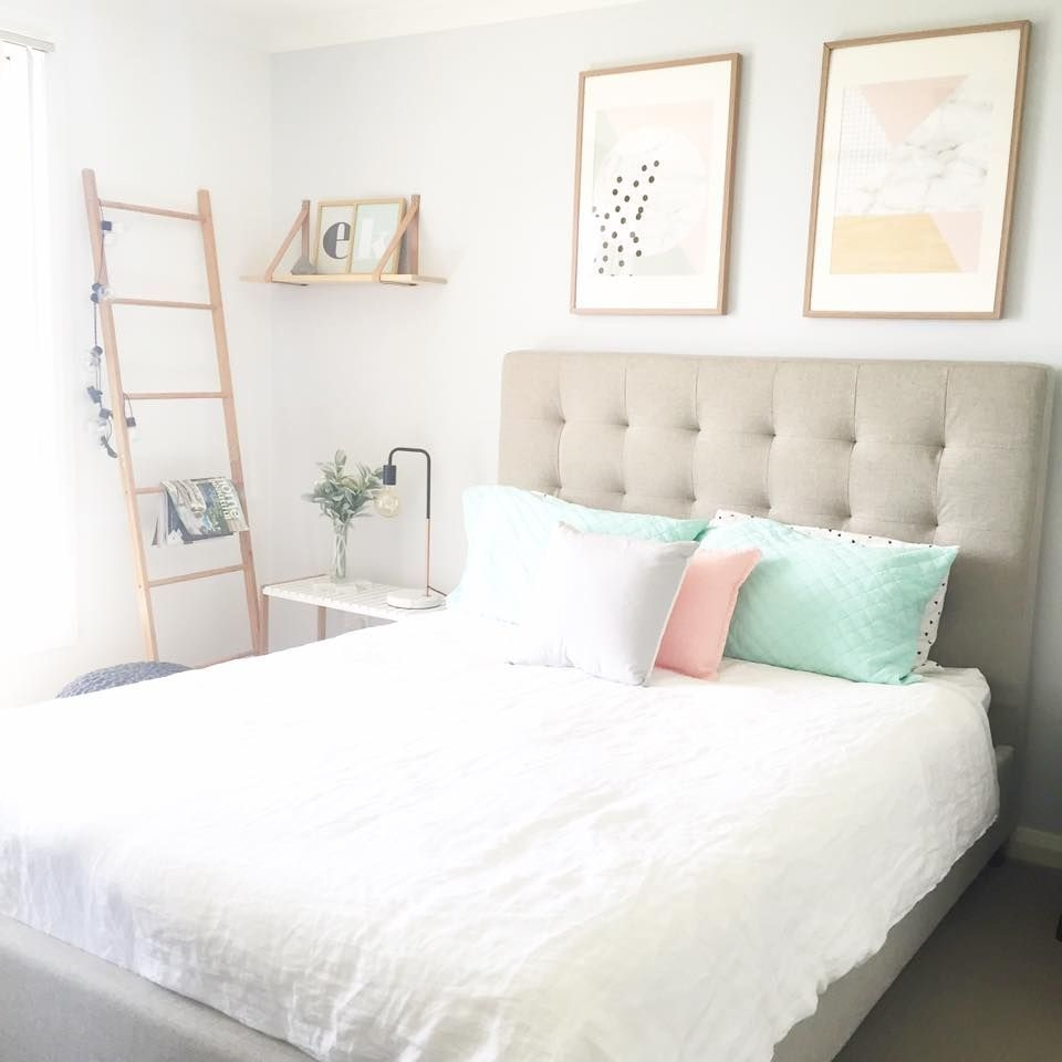 Kmart Ladder Bunnings Shelf H And G Leather Straps In 2019  Gold Room Decor Room Decor Home