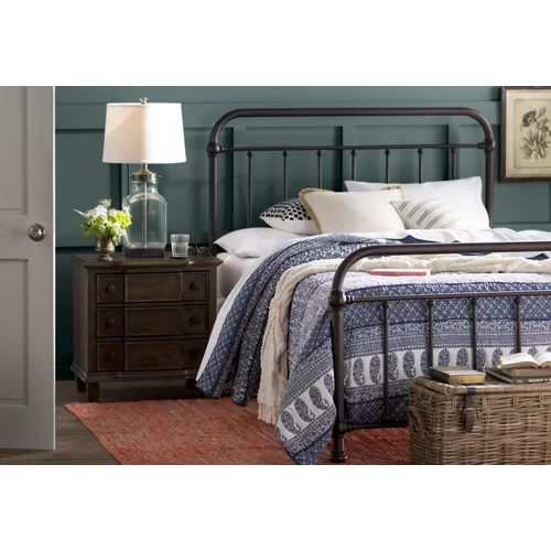 Laurel Foundry Modern Farmhouse Harlow Standard Bed  Reviews  Wayfair In 2020  Farmhouse