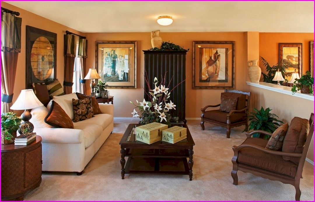 Living Room Decorating Ideas With Dark Brown Couches Living Room Decorating Ideas With Dark