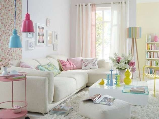 Living Room Decorating Ideas With Pastel Colors For Summer 2018  Decor Or Design