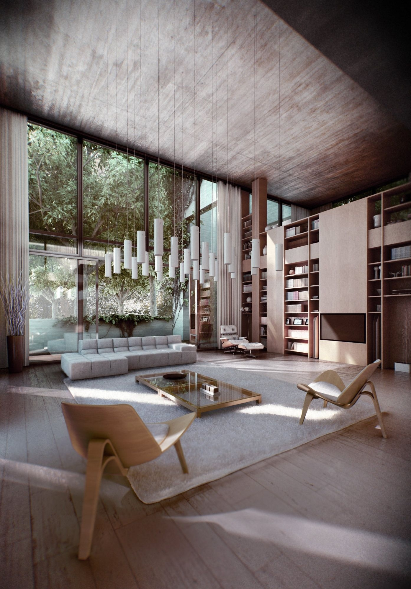 Living Room With Japanese Style Would Be Stunning Your Home  Roohome  Designs  Plans