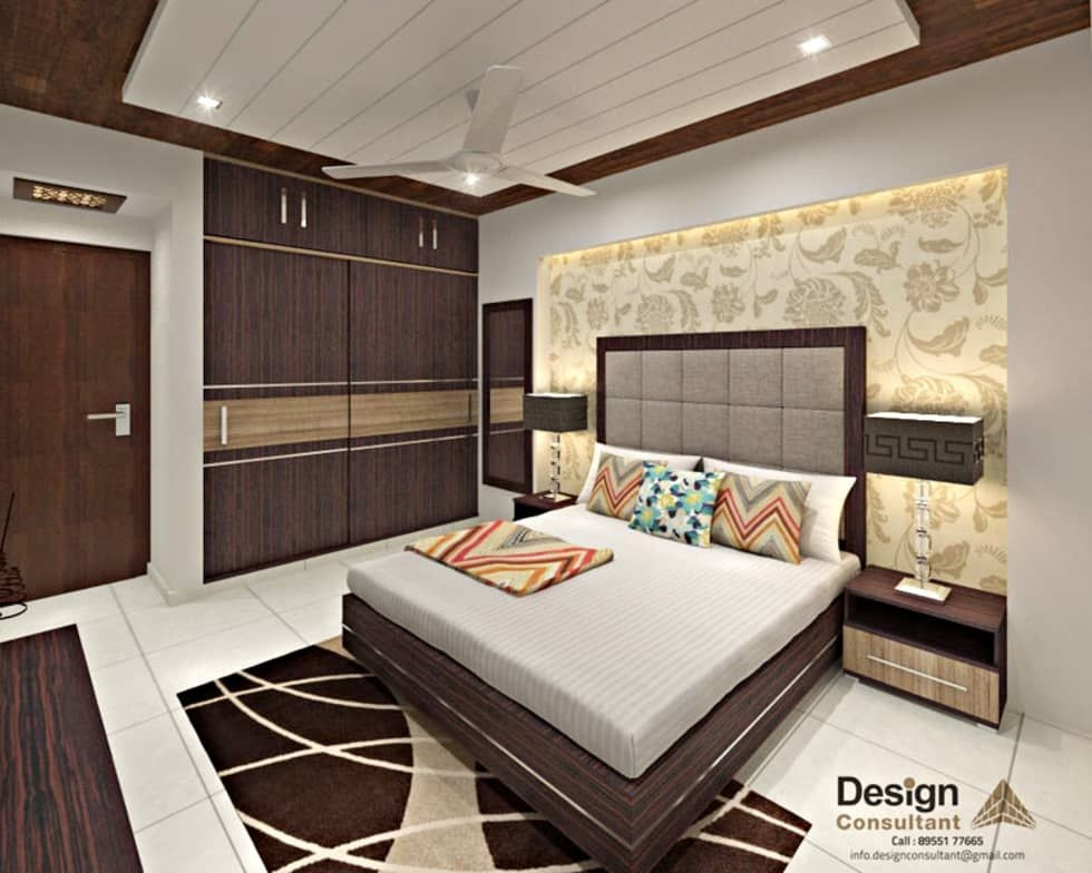 Master Bedroom Asian Bedroomdesign Consultant  Homify