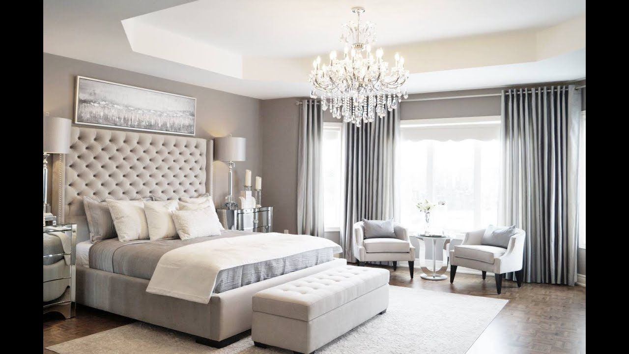 Master Bedroom Makeoverreveal  Kimmberly Capone Interior Design  Youtube
