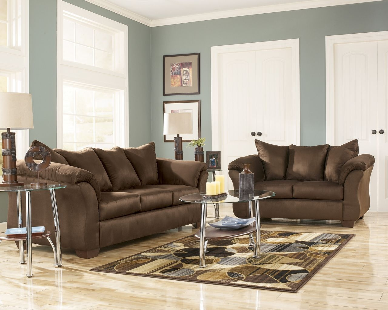 Miami Direct Furniture  15Pc Darcycafe Home Collection 189800 Httpwwwmiami…  Sofa