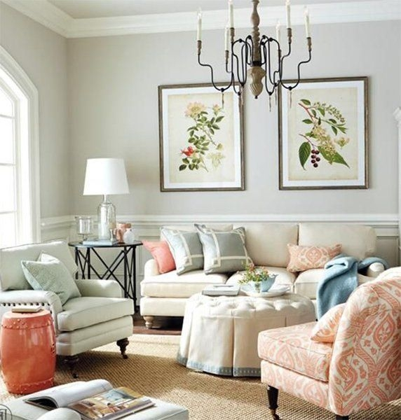 Painting Your Living Room Walls
