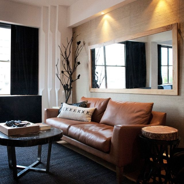 Potts Point 1 Bedroom Contemporarylivingroom