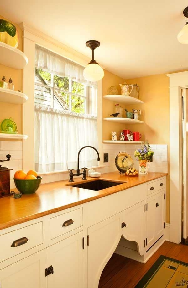 Putting Back A Period Kitchen  Design For The Arts  Crafts House  Arts  Crafts Homes Online