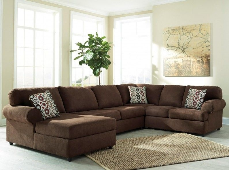 Raymour And Flanigan Sofa With Chaise  Coffee Tables Ideas