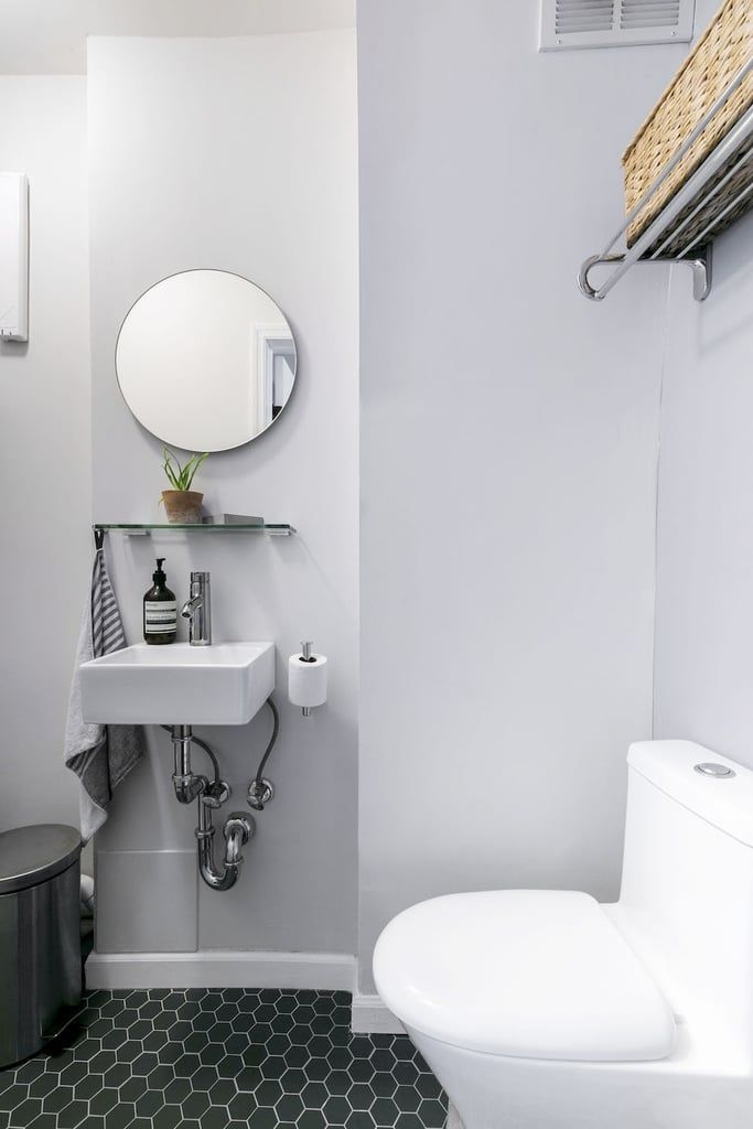 Small Accents Make A Large Impact  Ikea Bathroom Ideas  Popsugar Home Photo 13