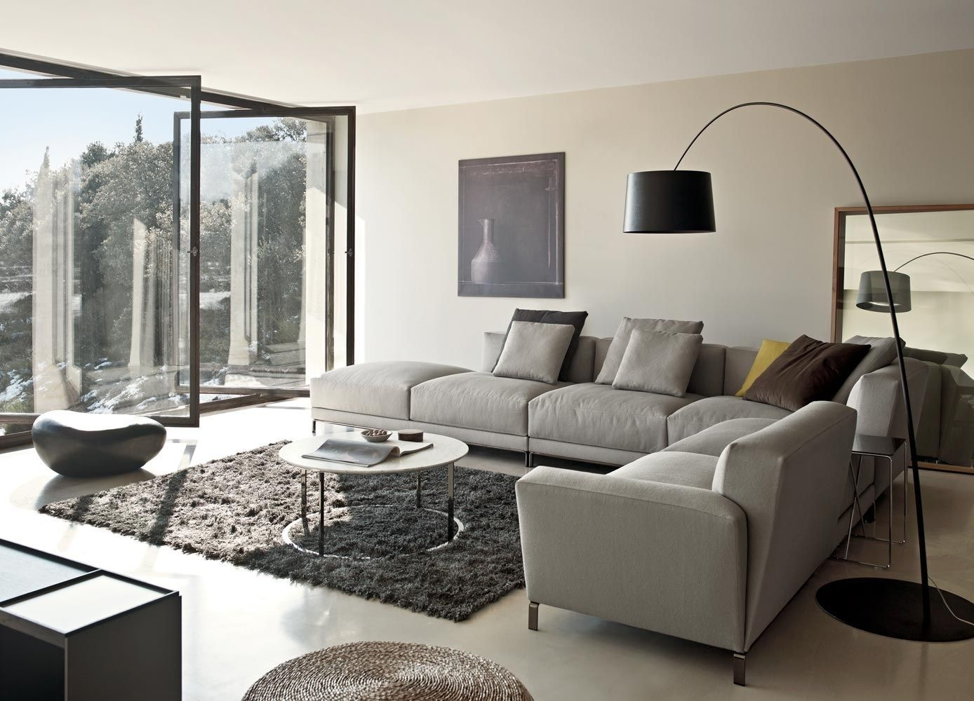 Sofa Ideas With Images  Livingroom Layout Grey Couch Living Room Living Room Grey