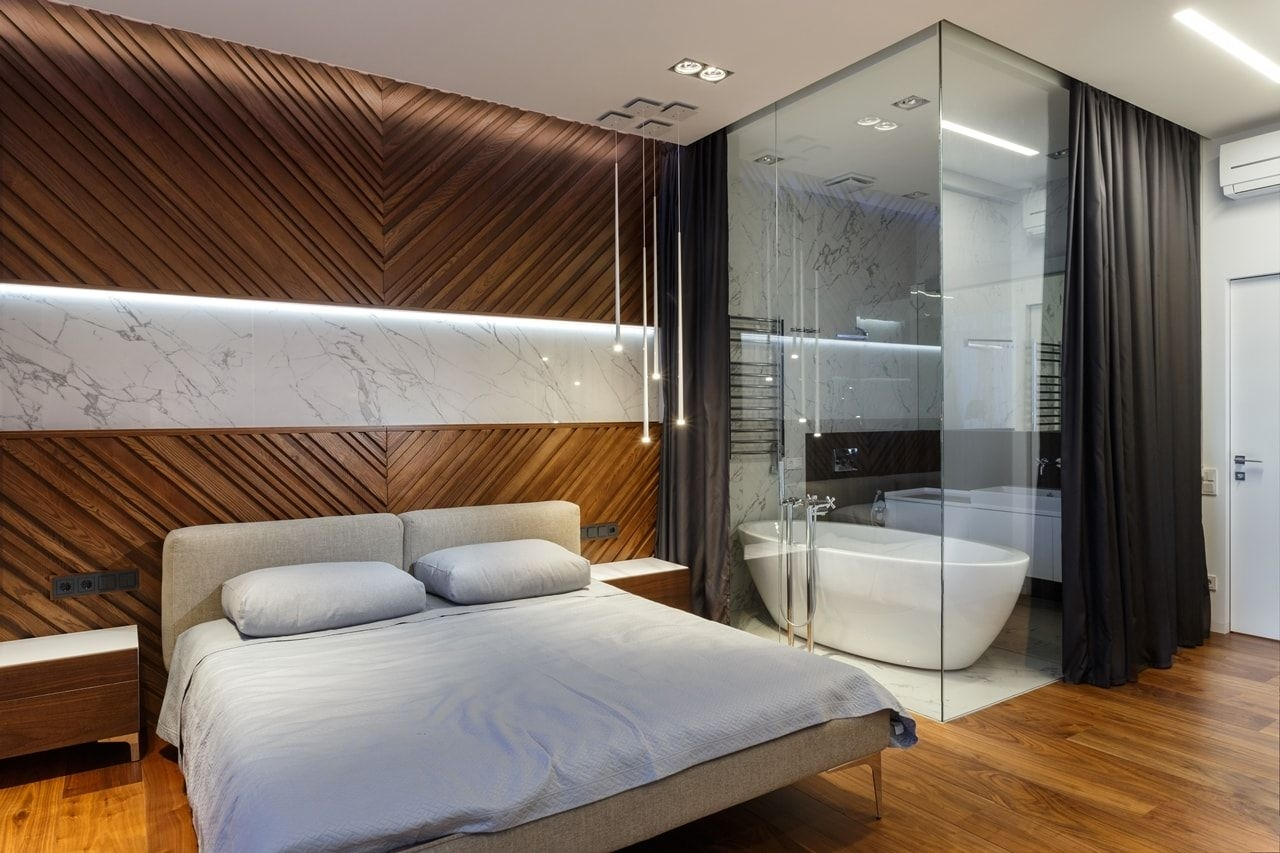 The Best Interior Glass Wall Ideas  Architecture Beast