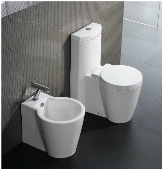 The Interior Gallery Adds Bidet Designs To Match Their Modern Bathroom Toilet Range