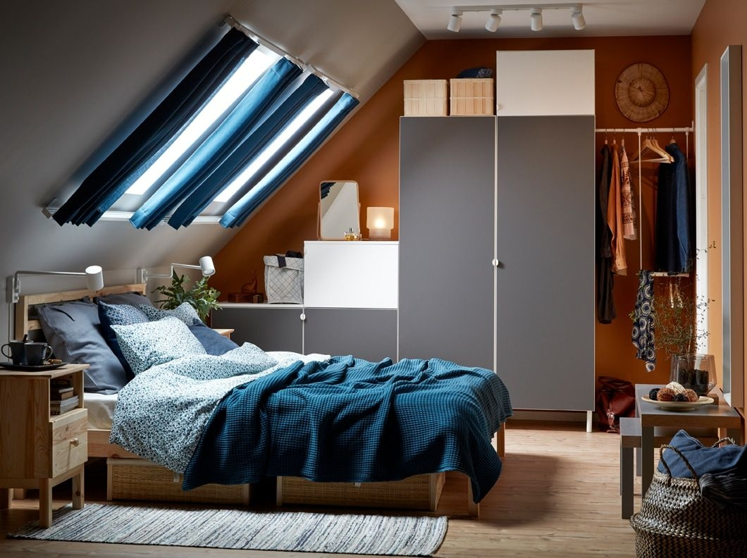 Tricky Spaces Call For Smart Solutions  Ikea