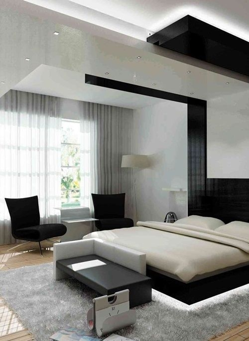 Unique And Inviting Modern Bedroom Design Ideas  Interior Design