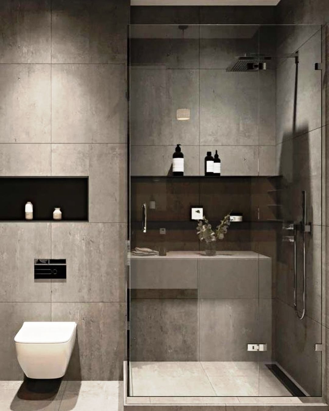 Upgrade Your House With Modern  Minimalist Bathroom Design Ideas That Will Impress Your Guest