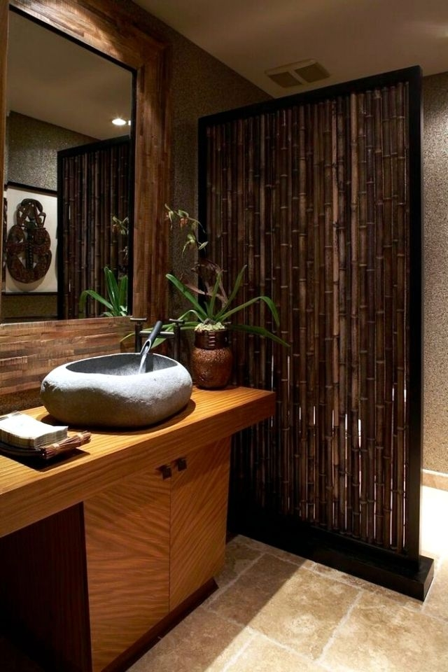 Useful Tips For Bathroom Design In Asian Style  Interior Design Ideas  Ofdesign