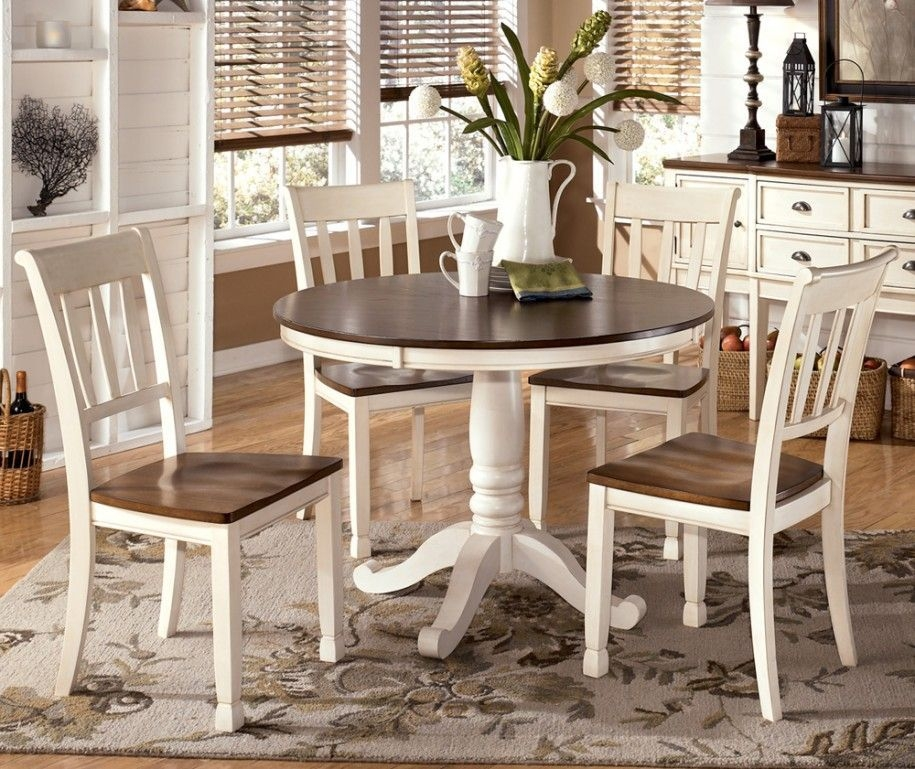 Varied Round Dining Table Sets And Their Kinds Simple Dining Set Wooden Round Dining T…  Round