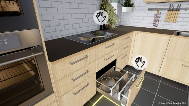 Vr Kitchen Design  Kitchen Design Ideas