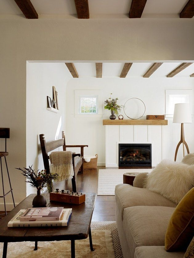 Welcome Bucolic Vibes With These 10 Rustic Living Room Ideas That Shine  Hunker